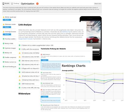 Blog Analyse Report kostenlos