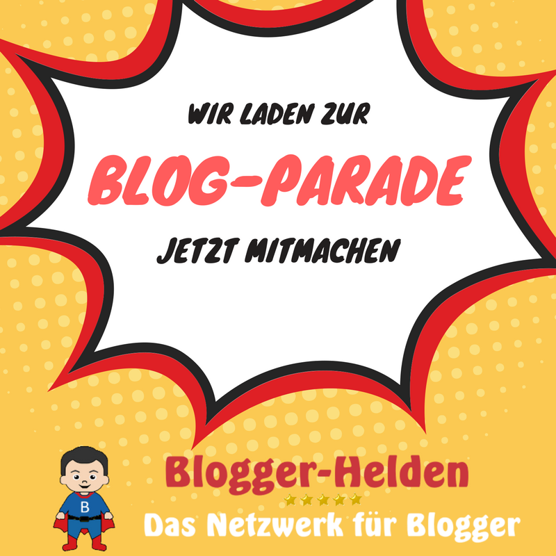 Blogparade - Die ultimativen Blogger Tools